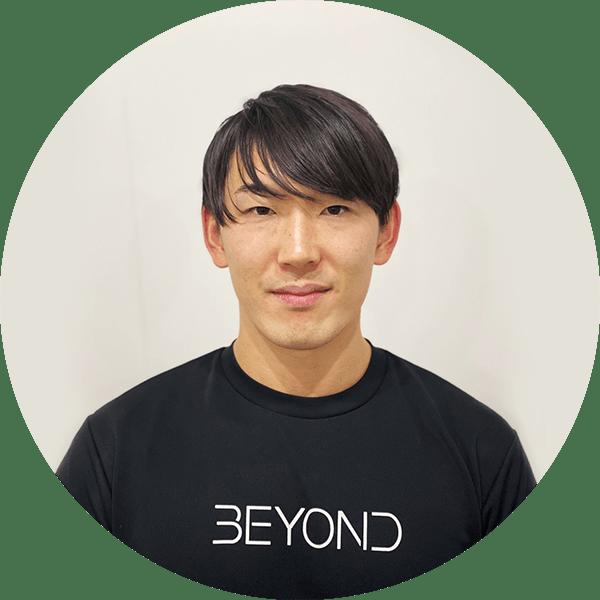 ビヨンドジム池袋店パーソナルトレーナー Tanaka Hikaru