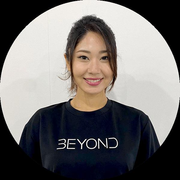 ビヨンドジム池袋店パーソナルトレーナー Kumazawa Tomomi